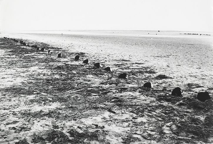 Liverpool Beach Burial, 1968